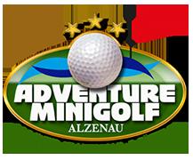 Adventure Minigolf an der Kahltalmühle
